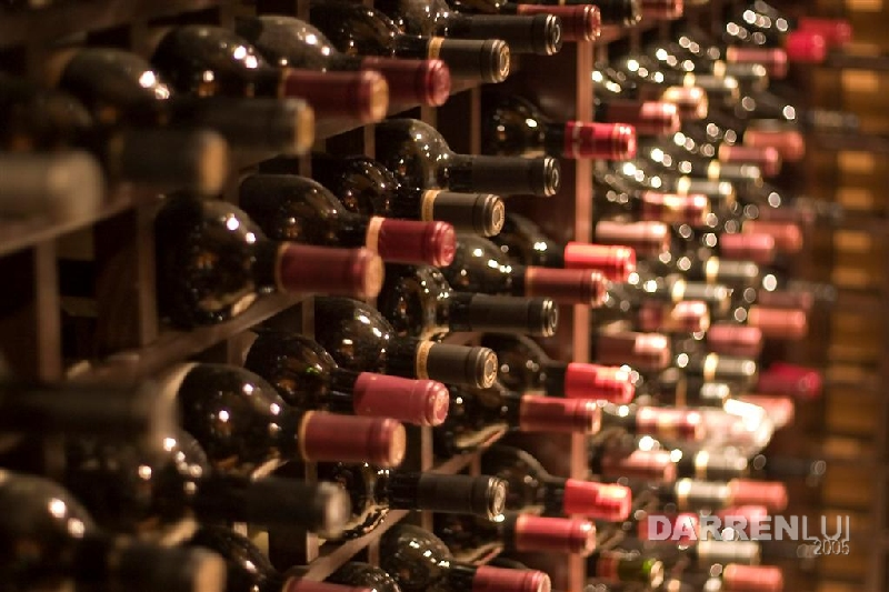 My dream cellar....